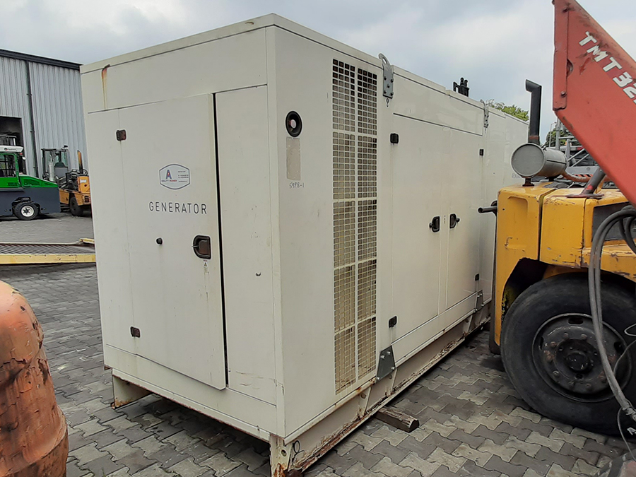Agregat generator prądu